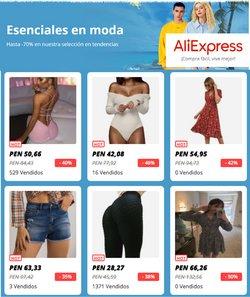 Ofertas de Tiendas por departamento en el catálogo de Ali Express ( 15 días más)