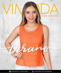 Catálogo Vimoda en Lima ( 11 días más )