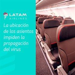 Ofertas de Viajes y ocio en el catálogo de Latam Airlines en Arequipa ( 9 días más )