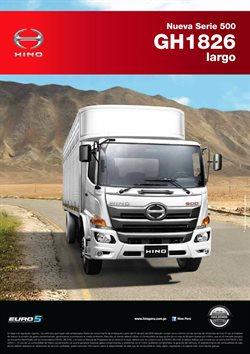 Ofertas de Hino Perú en el catálogo de Hino Perú ( Más de un mes)