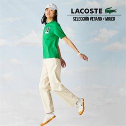 Ofertas de Lacoste en el catálogo de Lacoste ( 9 días más)