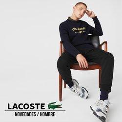 Ofertas de Marcas de Lujo en el catálogo de Lacoste ( Más de un mes)