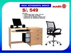 Ofertas de Hogar y muebles en el catálogo de Ikasa ( 12 días más)