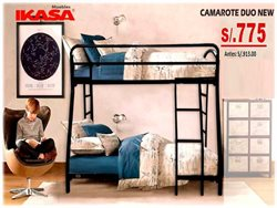 Ofertas de Hogar y muebles en el catálogo de Ikasa en Arequipa ( 3 días publicado )