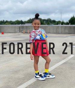 Catálogo Forever 21 ( 20 días más)