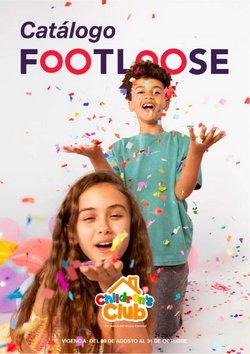 Ofertas de Footloose en el catálogo de Footloose ( Más de un mes)