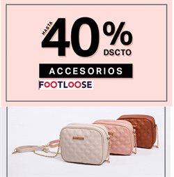 Ofertas de Ropa, zapatos y complementos en el catálogo de Footloose en Ayacucho ( Publicado hoy )