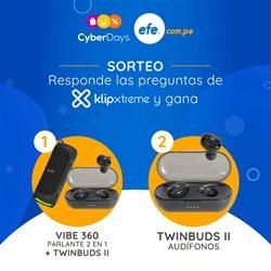 Catálogo Tiendas EFE en Trujillo ( Caduca mañana )