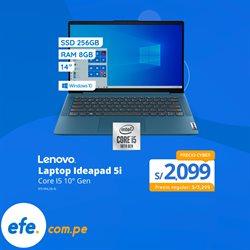 Catálogo Tiendas EFE ( Caduca mañana )
