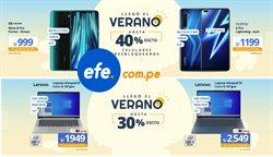 Ofertas de Tecnología y Electrónica en el catálogo de Tiendas EFE ( Caduca hoy )