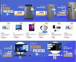 Ofertas de Tecnología y Electrónica en el catálogo de Tiendas EFE en Arequipa ( 2 días más )