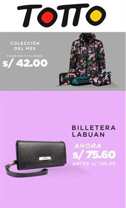 Ofertas de Ropa, zapatos y complementos en el catálogo de Totto en Ayacucho ( Publicado hoy )