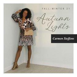 Ofertas de Carmen Steffens en el catálogo de Carmen Steffens ( 9 días más)