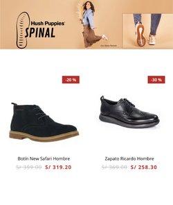 Ofertas de Ropa, zapatos y complementos en el catálogo de Hush Puppies ( Vence mañana)