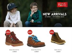 Ofertas de Zapatos niño en Hush Puppies