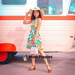 Ofertas de Ropa, zapatos y complementos en el catálogo de Hush Puppies en Huaral ( Más de un mes )