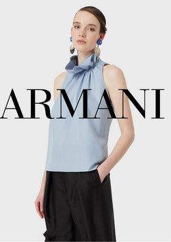 Ofertas de Marcas de Lujo en el catálogo de Armani ( Publicado ayer)