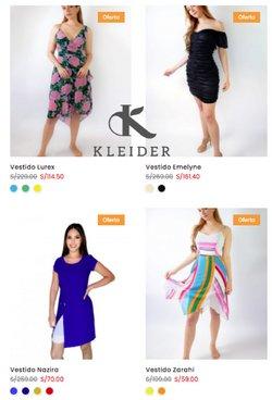 Ofertas de Ropa, zapatos y complementos en el catálogo de Kleider ( Publicado hoy)