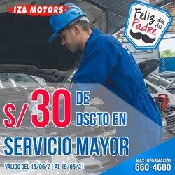 Ofertas de Carros, Motos y Repuestos en el catálogo de Iza Motors ( Publicado ayer)
