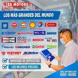 Ofertas de Carros, Motos y Repuestos en el catálogo de Iza Motors ( Publicado hoy)