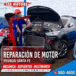 Ofertas de Iza Motors en el catálogo de Iza Motors ( Vence hoy)