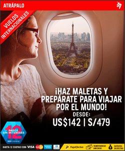 Ofertas de Viajes y ocio  en el folleto de Atrápalo en Cusco