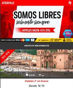 Ofertas de Atrápalo  en el folleto de Lima