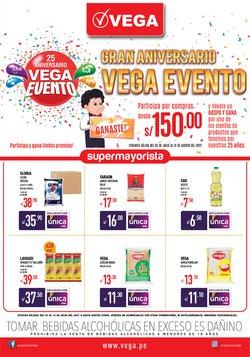 Catálogo Vega ( 30 días más)