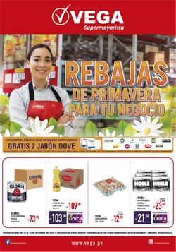 Ofertas de Supermercados en el catálogo de Vega ( 3 días más)