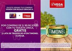 Catálogo Vega ( 3 días publicado )