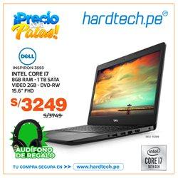 Ofertas de Tecnología y Electrónica en el catálogo de Grupo Hardtech en Arequipa ( 4 días más )