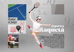 Ofertas de Tenis  en el folleto de Joma en Lima