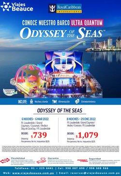 Ofertas de Viajes y ocio en el catálogo de Viajes Beauce ( 9 días más)