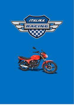 Ofertas de Carros, Motos y Repuestos en el catálogo de Italika ( 11 días más)
