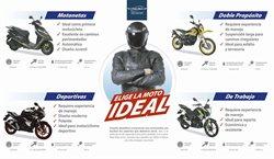 Ofertas de Coche, moto y recambios  en el folleto de Italika en Arequipa