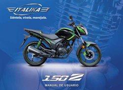 Ofertas de Moto en Italika