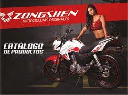 Ofertas de Carros, Motos y Repuestos en el catálogo de Zongshen ( 11 días más)