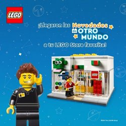 Ofertas de LEGO en el catálogo de LEGO ( 2 días publicado)