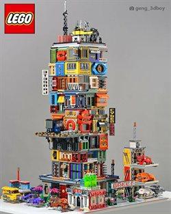 Ofertas de Juguetes, Niños y Bebés en el catálogo de LEGO ( 11 días más)