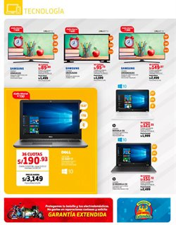 Ofertas de Laptop  en el folleto de El Gallo Más Gallo en Lima