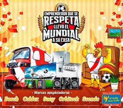 Ofertas de El Gallo Más Gallo  en el folleto de Lima