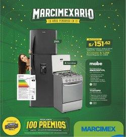 Ofertas de Tecnología y Electrónica en el catálogo de Marcimex ( 2 días más)
