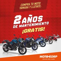 Ofertas de Motocorp  en el folleto de Lima