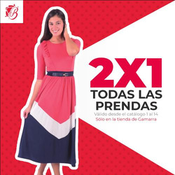Ofertas de Bless Fashion  en el folleto de Lima