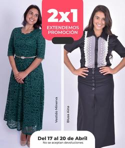 Ofertas de Bless Fashion  en el folleto de Lima