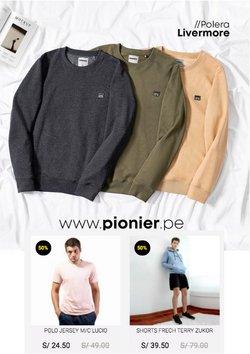 Catálogo Pionier ( 10 días más)