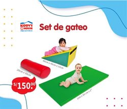 Ofertas de Juguetes, Niños y Bebés en el catálogo de Kiddy's House en Trujillo ( 16 días más )