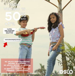 Ofertas de Oslo  en el folleto de Lima