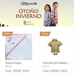Ofertas de Juguetes, Niños y Bebés en el catálogo de Miguelito ( Vence hoy)