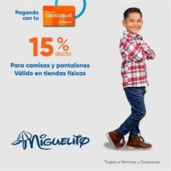Ofertas de Juguetes, Niños y Bebés en el catálogo de Miguelito en Trujillo ( 6 días más )